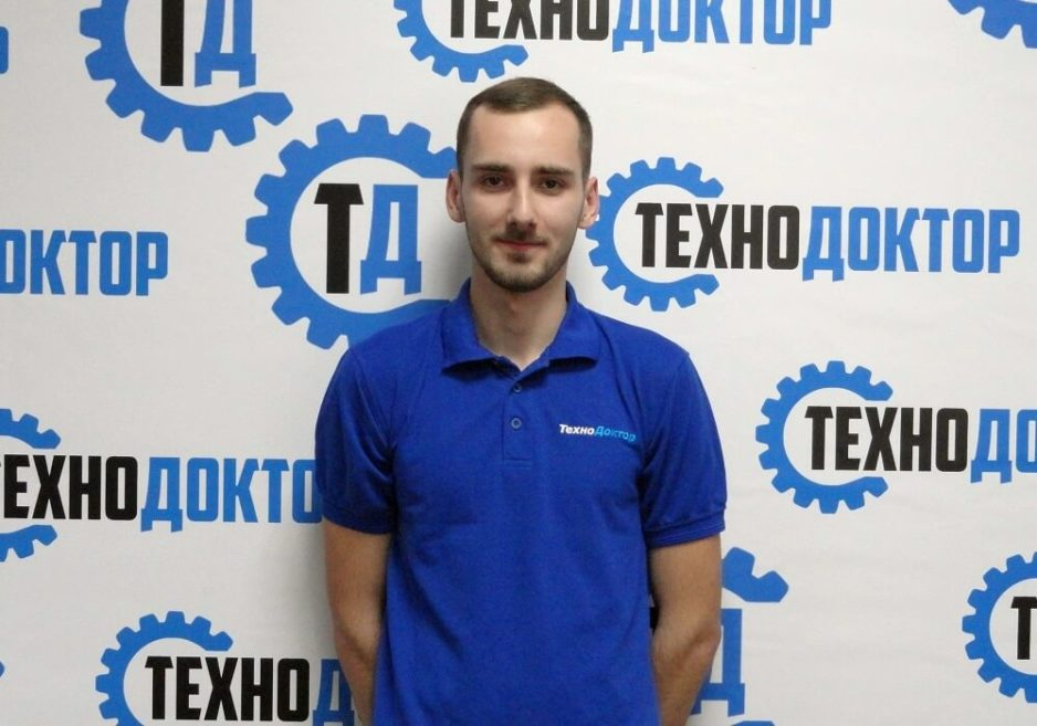 Мертвеченко Дмитрий