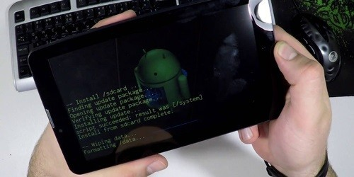 Прошивка планшета в Киеве