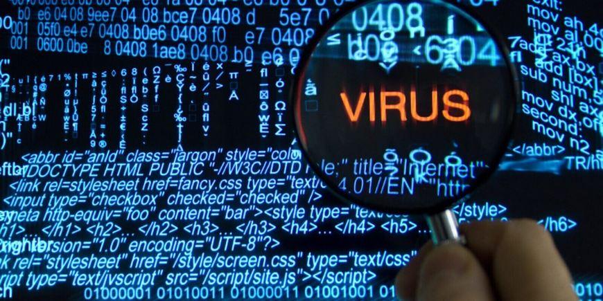 Признаки заражения компьютера вирусами