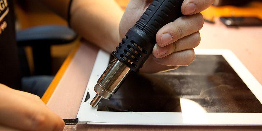 Как заменить тачскрин планшета своими руками