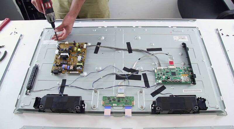 Ремонт Smart TV в Киеве