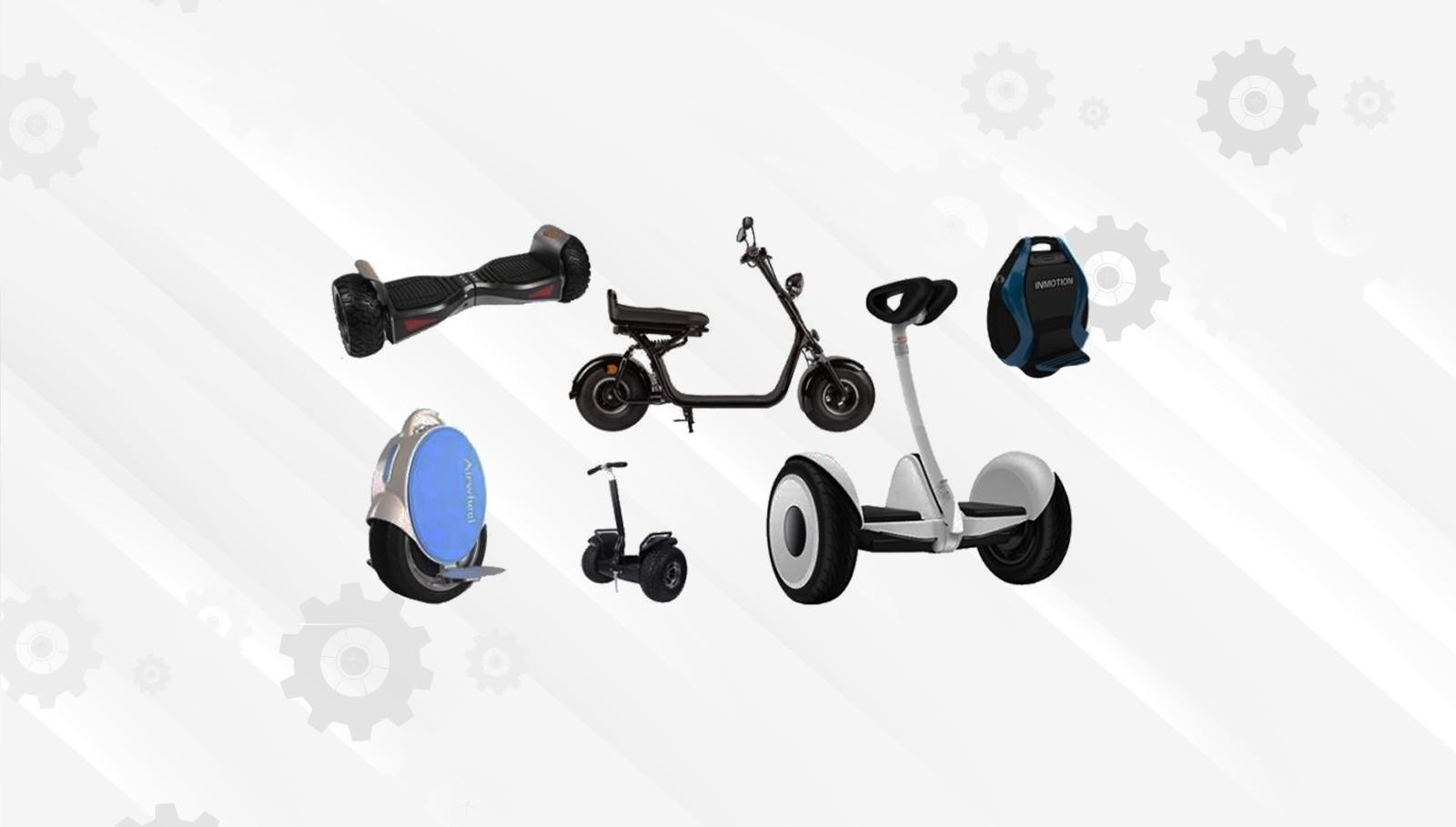 Бесплатная накачка колёс электротранспорта - СЦ Технодоктор
